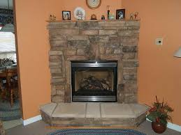 brick fireplace stone fireplaces