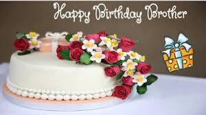 Happy Birthday Brother Image Wishes Youtube