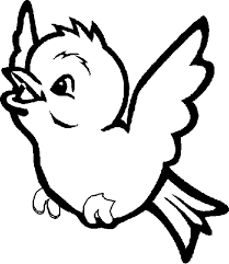 Small Picture Lofty Idea Coloring Page Of A Bird Bird Coloring Pages