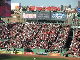Fenway Park Bleacher Seating Chart Boston Red Sox Archives Mlb Ballpark Guides