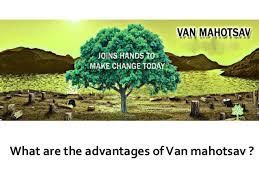 Essay of van mahotsav