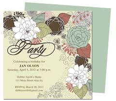 Open Office Greeting Card Templates 40th Birthday Ideas Birthday Party Invitation Templates