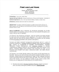 Effective Career Objective For Resumes Resume Career Objective Sample Federal Resume Career Objective