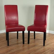 modern red dining chairs modern red dining room chairs