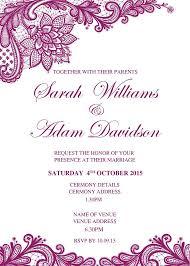 invitaciones de boda para imprimir plantillas invitaciones de boda gratis para imprimir con foto hacer