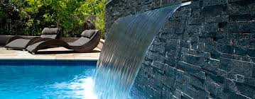 inground pool waterfalls. Discover Our Prefabricated Waterfalls! Inground Pool Waterfalls