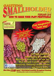 Small Holder Magazine Custom Gauteng Smallholder Dec 32 Jan 32 Joomag Newsstand