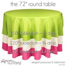 9 Best Tablecloth Size Guide Images Tablecloth Sizes