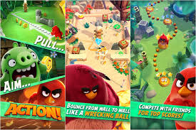 Angry Birds Action: Rovio launches new game inspired by the movie |  Technology News,The Indian Express