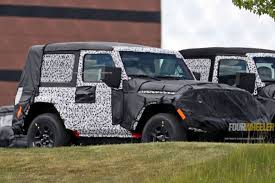 2018 jeep jl.  2018 spied 2018 jeep wrangler jl twodoor with limited camo and jeep jl