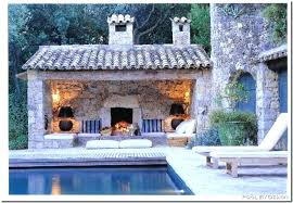 Outdoor Pool House Designs Beautiful Small Homes With Pools Best