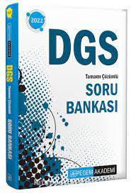 2022 DGS Tamamı Çözümlü Soru Bankası - Kolektif | kita
