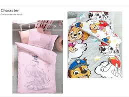 take a look at the new collection of children s cartoon characters inspired bedding collection