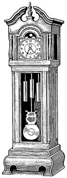 grandfather clock png. download pngtransparent grandfather clock png n