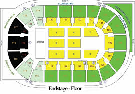Seating Chart Hertz Arena