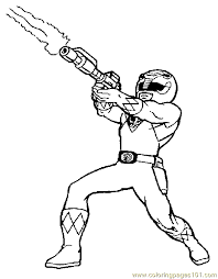 Black Power Ranger Coloring Page Coloring Pages Of Epicness