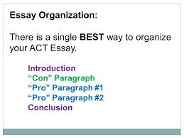 on the ldquo optional rdquo act writing section the the act essay the act 6 essay