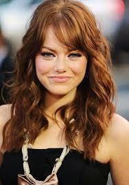 emma stone hairstyle for thin hair curls curls curls 1411667b5c9a59d8fb8e6dc51a5d24c4