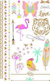 Dětské Tetování Love De Luxe