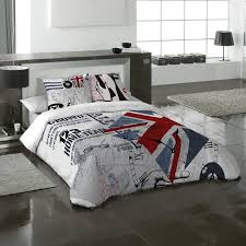 england 3 piece queen duvet cover set