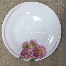 Modern Design Plates Modern Decal Design Plain White Ceramic Dinner Flat Plates And Dishes Buy Ceramic Dinner Plates Decal Dinner Plates Plain White Ceramic Dinner