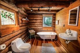 Cabin Bathroom Log Cabin Bathroom Free Stock Photo Public Domain Pictures