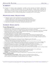Resume Skills For A Chef Cover Letter For A Resume Template