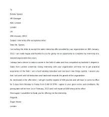 Thank You Letter After Receiving A Job Offer Sample