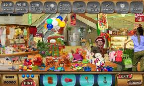 Relatively recent trend, hidden object games have made their first appearance in late 2005 with the game they are a category of puzzle games consisting of finding various items hidden in a background and which thus appeals to the observation capability of. 250 New Free Hidden Object Games Puzzle Big Mall For Android Apk Download