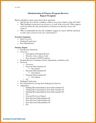 Consulting Report Executive Summary Template | Future Templates