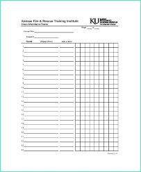 free printable roster template blank class roster template
