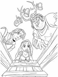 Small Picture Printable Rapunzel Coloring Pages Rapunzel printable coloring