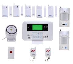 fortress wireless cellular gsm home security