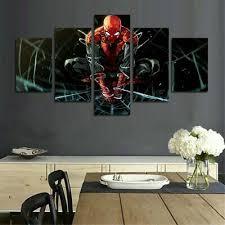 spider man marvel avengers dc suphero 5