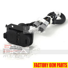 toyota parts tow harness wire center \u2022 Universal Tow Harness 2007 2014 toyota oem 7 4 pin tow hitch wire harness 82169 0c080 rh ebay com tow harness 6l2t 14407 a 2018 toyota tacoma tow harness