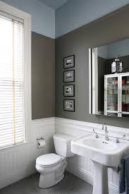 Wall candle holder decor bathroom traditional with grey walls grey ...