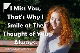 40 I Love You And Miss You Quotes For Him Or Her Sweet Love Messages Cool I Miss You Quotes For Her