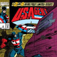 U.S.Agent Vol 1 2 | Marvel Database | Fandom