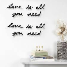 <b>Декоративная надпись Love Is</b> All You Need | Многоформатная ...
