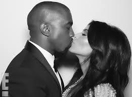 photo kim kardashian wears balmain dress at the exception courtesy of e