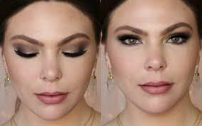 steunk smoke makeup tutorial ft makeup geek duo chrome eyeshadow you