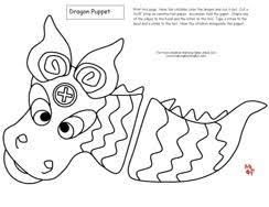 template of a dragon chinese dragon crafts for preschoolers vinegret 6e8a3f40e2d8