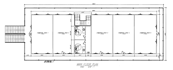 office space floor plan. Blueprint Of Floorplan Office Space Floor Plan E