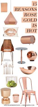 Small Picture Lisa T Planter Rose Gold Target Australia Ideas for the House