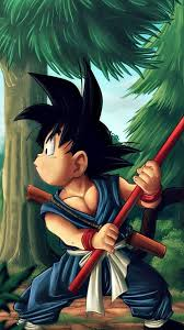 Young Goku Wallpapers - Top Free Young ...