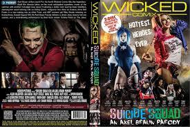 Wicked Suicide Squad XXX An Axel Braun Parody 2016 Asa Akira.