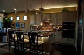backsplash lighting. Stunning Led Lights For Kitchen Island With Above Cabinet Lighting Ideas Also Under Backsplash