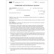 Intellectual Property Nda Template Confidentiality And Non Disclosure Agreement Intellectual Property