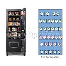 Cold Food Vending Machines For Sale Amazing Buy Frozen Food Vending Machine 48 Selections Vending Machine