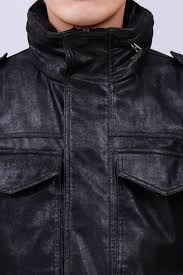artificial leather m 65 jacket2